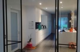 metalen strakke binnendeur (V90)