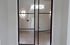 metalen strakke binnendeur (V93)
