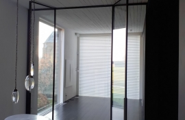 metalen strakke binnendeur (V94)