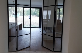metalen strakke binnendeur (V95)