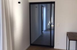 metalen strakke binnendeur (V96)