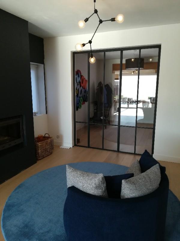 metalen strakke binnendeur (V97)