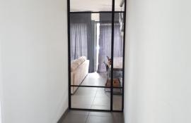 metalen strakke binnendeur (V99)