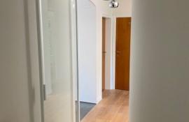 metalen binnendeur strak 20-14 wit